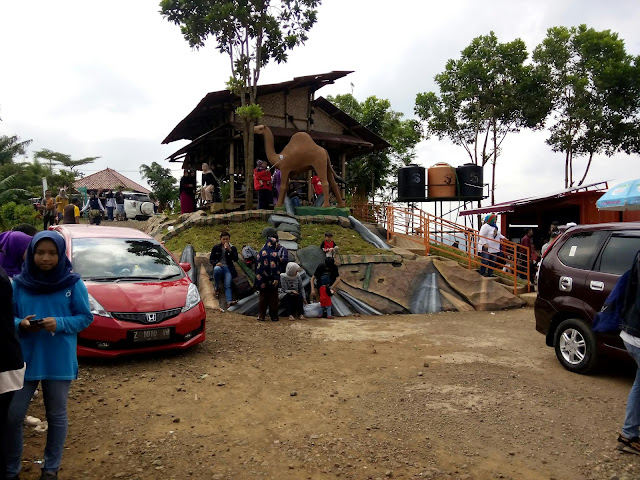Wisata Alam Pasirkrisik Tasikmalaya