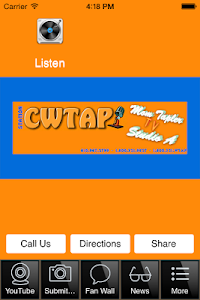 CWTAP screenshot 0