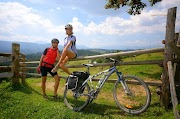 Transcarpathia bicycle tour