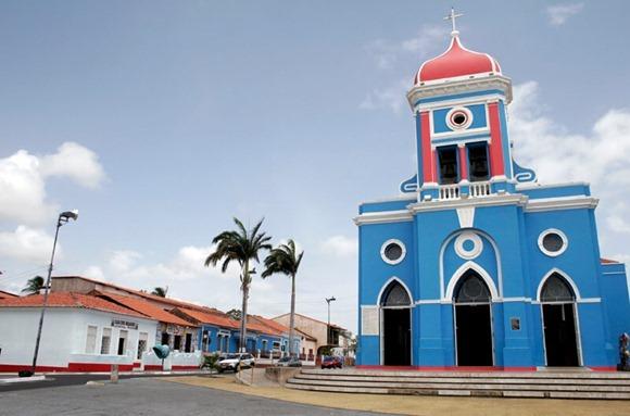 Igreja de São José de Ribamar - Maranhao, foto: fotostrada.como.br