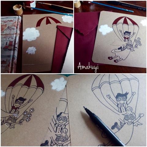 Tarjetas-craft-hecho-a-mano-handmade-bodas-aniversarios