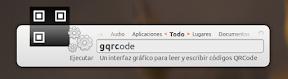 Crear códigos QR en Ubuntu - synapse
