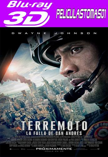Terremoto: La Falla de San Andrés (2015) (3DFull Half OU/3DFull SBS)
