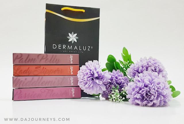Review Lip Matte by Dermaluz