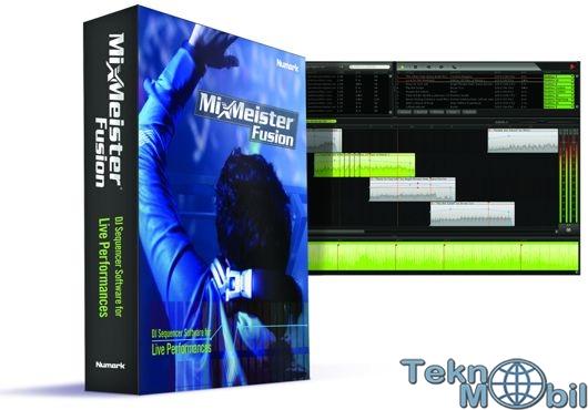 MixMeister Fusion Pro v7.4.4 Full