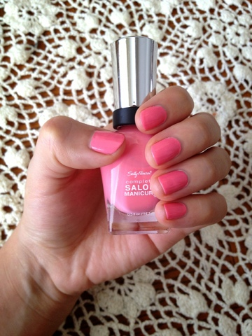 Sally Hansen I Pink I Can 510