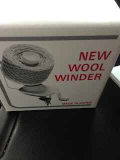 Royal Japan ball winder, wool winder, wool, new