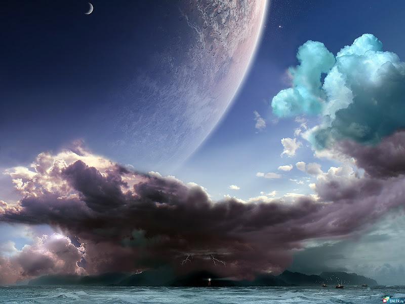 Sorrow Of Lands 5, Magical Landscapes 5