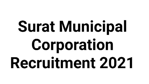 Surat Municipal Corporation (SMC) Recruitment for 90 MO, Nurse, Lab. Technician Posts
