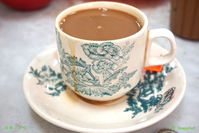 传统白咖啡