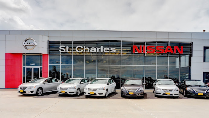 Profile Cover Photo. Profile Photo. St. Charles Nissan