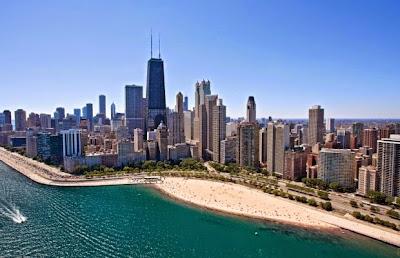 Sense of Place - Chicago Beach
