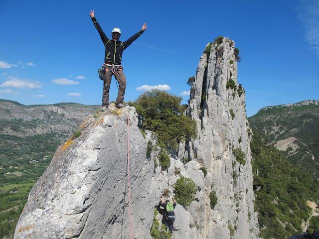 Ar te saint julien buis les baronnies alpinisme - Office du tourisme buis les baronnies ...