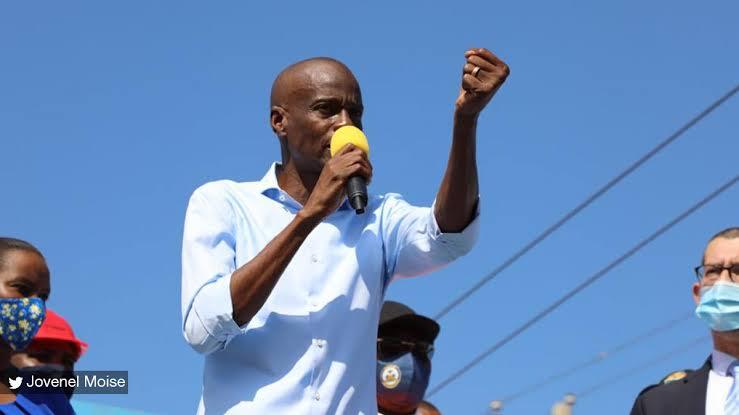 Kerap Diprotes dan Tak Becus Tangani Covid-19, Presiden Haiti Tewas Ditembak di Rumahnya