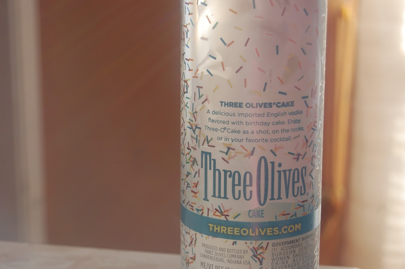 Terrific Barbie World Three Olive Cake Vodka Personalised Birthday Cards Xaembasilily Jamesorg