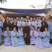 [TSPT-0130] Nhóm thanh niên Hà nội thăm Thầy và Tu viện (5/3 - 8/3/2010)