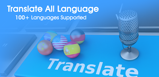 Translate All Language - Voice Text Translator APK