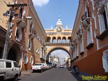 One day and half day tour around the City of Guatemala.