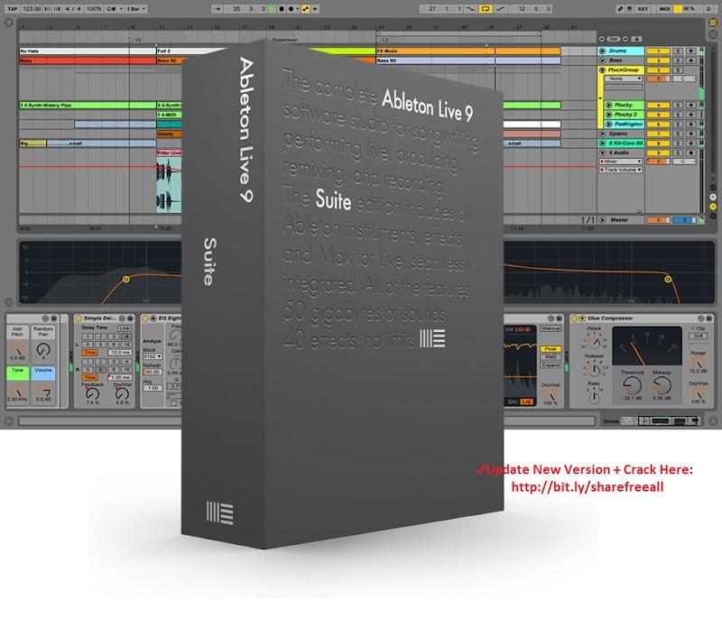 Keygen Ableton Live 9 Mac Downloadinstmankgolkes