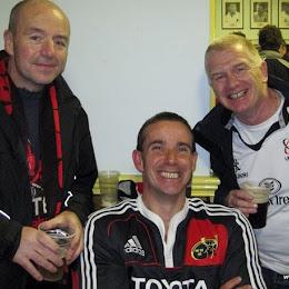 2010-10-29 Ulster v Munster