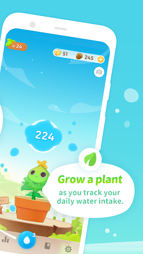 Plant Nannyu00b2 - Your Adorable Water Reminder Apk 2