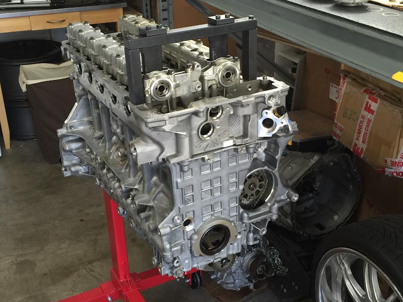 n54 engine rebuild
