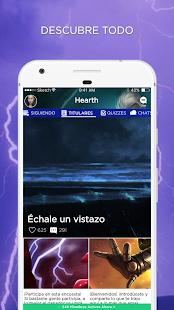 Taberna Amino para Hearthstone en Español - náhled