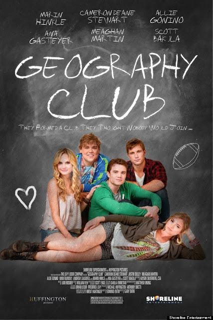 Gay Movie : GEOGRAPHY CLUB