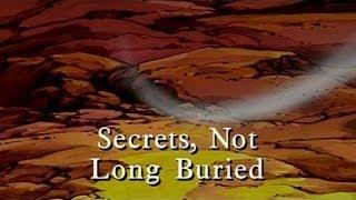 Secrets, Not Long Buried