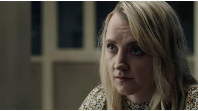 """Evanna Lynch de Harry Potter aparece em série criminal """"Silent Witness"""" e surpreende fãs"""