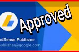 Mudah! Daftar Blog ke AdSense Hosted