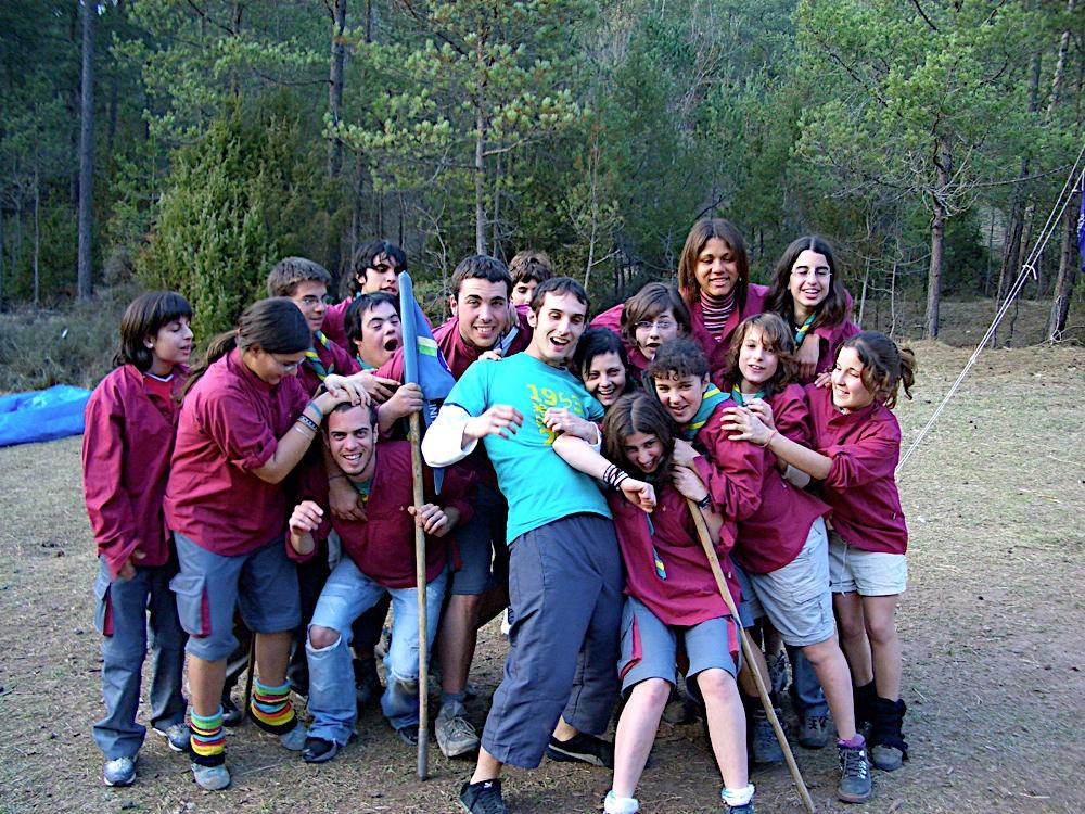 Campaments amb Lola Anglada 2005 - CIMG0278.JPG