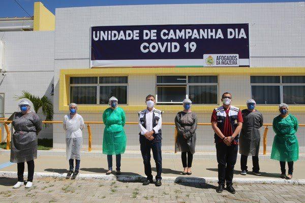 Afogados da Ingazeira e Iguaracy redefinem medidas de enfrentamento contra a Covid-19