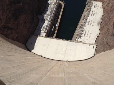 Плотина Гувера, Лас-Вегас, Невада, США
