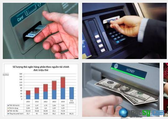 Giới thiệu về thẻ ATM và một số yếu tố quan trọng khi sử dụng thẻ này + Hình 8