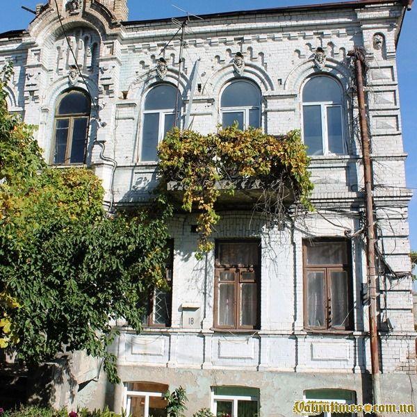 Єврейський прибутковий будинок на Мокрому лузі (вул. Ковельська, 18)
