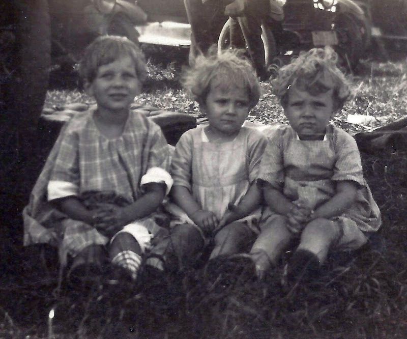 Dorothy, Anne and Bob