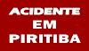 Piritiba: animal na pista causa acidente na BA-421