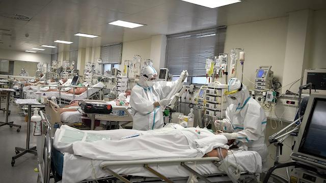 Κορονοϊός: 2.046 κρούσματα σήμερα και 33 νέοι θάνατοι - Στους 331 οι διασωληνωμένοι