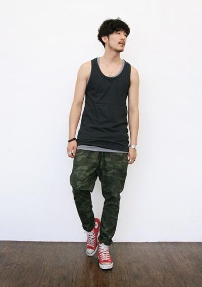 Ao thun nam ba lo Han Quoc dep cho teenboy ca tinh thoi trang he 2015 phan 13