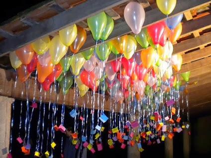 Hermosas ideas para decorar con globos cumplea os - Ideas para decorar una habitacion de cumpleanos ...
