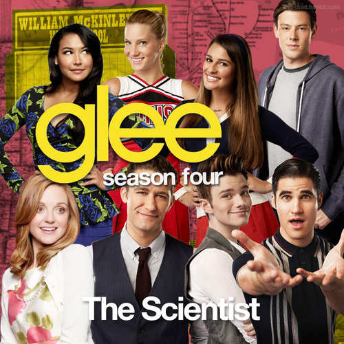 Glee - The Scientist 10022012