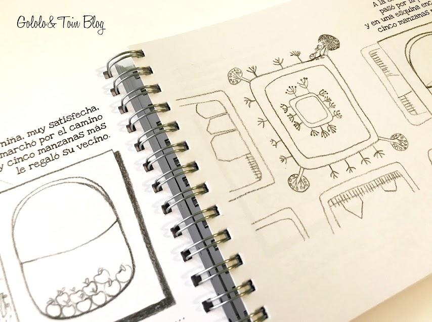 Cuaderno divertido de tablas de multiplicar