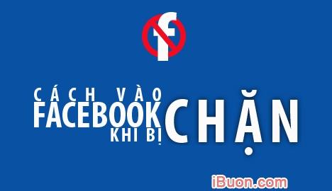 Ảnh mô phỏngFacebook trên Chrome bị chặn, phải vào thế nào? - cach-vao-facebook-khi-bi-chan