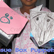 Tissue Box Puppets: 3 Little Pigs and Wolf