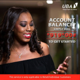 How To Check UBA Account Balance On Mobile Phone
