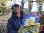 ビールプレゼント 永野プロ 2012-10-28T23:33:59.000Z