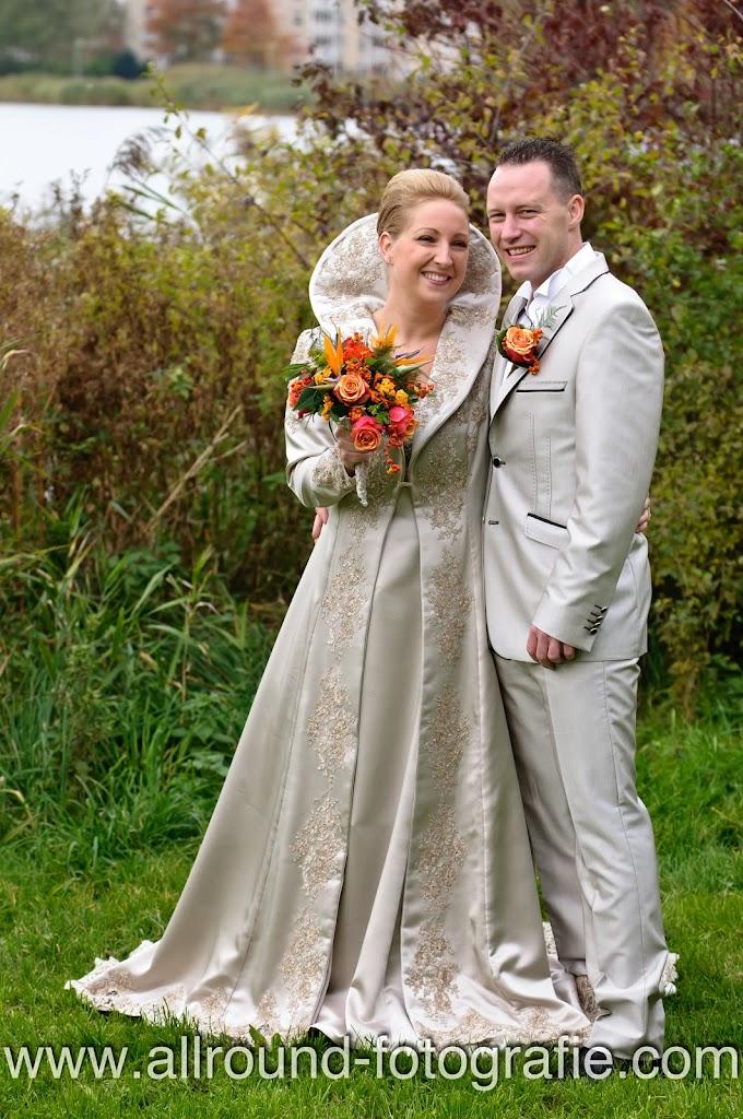 Bruidsreportage (Trouwfotograaf) - Foto van bruidspaar - 195