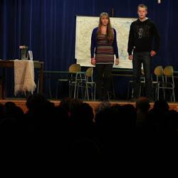 Divadelní představení Výtečníci
