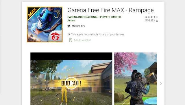 Ağustos 2021'de Android cihazlar için Free Fire Max son güncellemesi nasıl indirilir